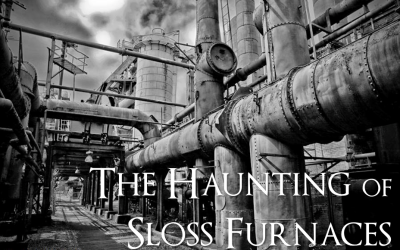 Thriller Thursday – Sloss Furnaces