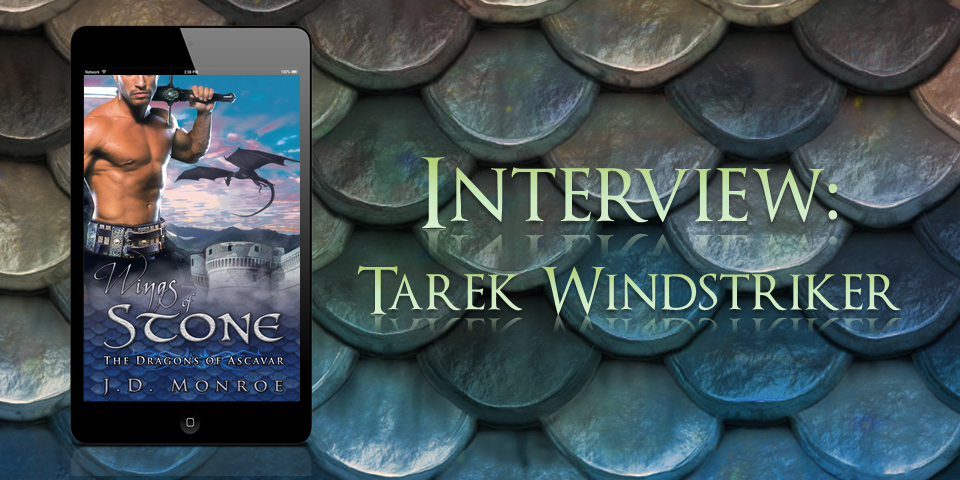 Interview with a Dragon: Tarek Windstriker