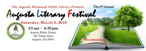 Augusta Literary Festival