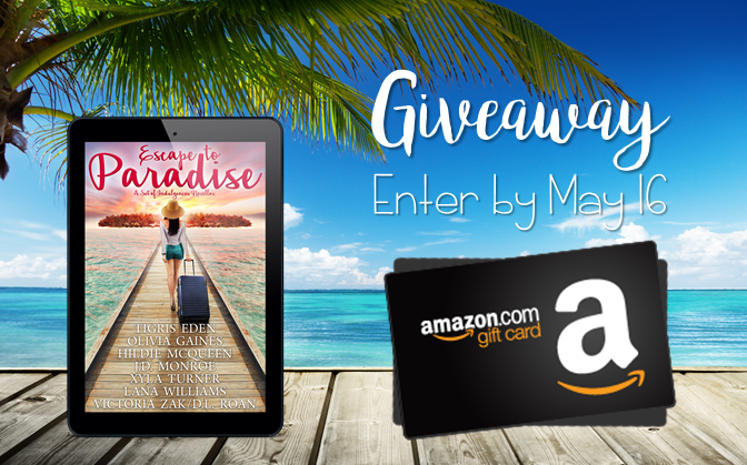 Escape to Paradise Giveaway