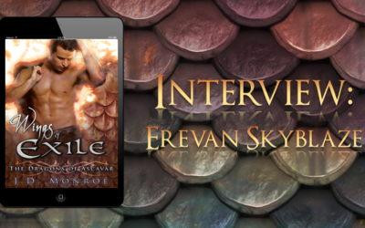 Interview with a Dragon: Erevan Skyblaze